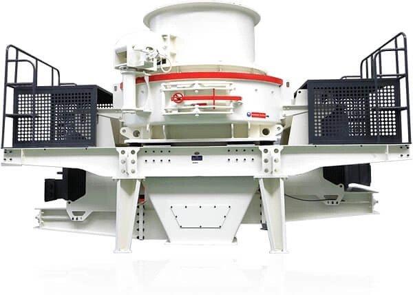 Home-sand making machine