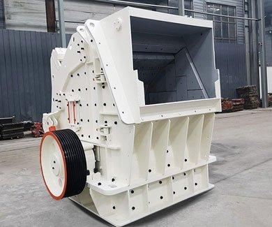 LF large diameter impact crusher